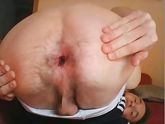 Hottest Hungry Wide Open Asshole On Cam, French Footballer