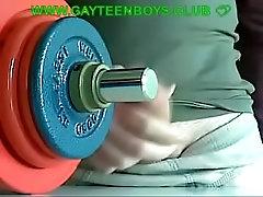 Cute Boy Cums On Cam [even more sexy boys on www.gayteenboys.club]         (398)