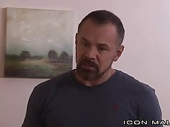 IconMale Daddy Teaches Brat a Lesson