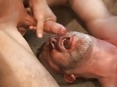 Older Men And Their British Twinks #4
