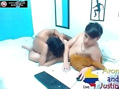 Chat with Couple Hot Sex in a Live Adult Video Chat Room Now - 18