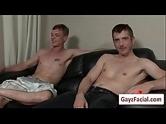 Bukkake Boys - Gay Hardcore Sex from wwwGayzFacial.com 21
