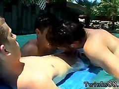 Twink sex with a gay porno story Ayden,