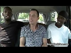 Blacks On Boys - Skinny White Gay Boy Fucked By BBC 23