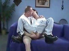 Teen Taking Daddies Big Dick