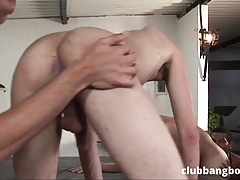 Gay twinks sucking cocks tube Sexy Kai