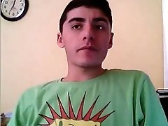 Very Horny Turkish Str8 Athletic Boy Masturbation On Cam - Hotguypics.ca