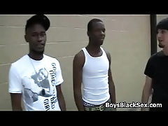 Blacks On Boys - Hardcore Gay Fuck Scene Video 01