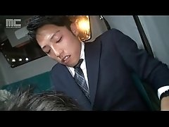 Men&rsquo_s Camp Molesters in a Bus 2 - イケメン痴漢バス 2