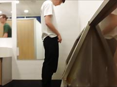 Hot lads pissing 1
