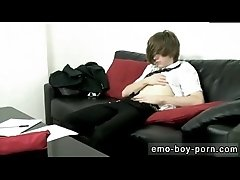 Young teens gay sex Hot emo guy Tyler Archers gives us his total