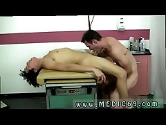 Straight muscle hunk get physical exam and nude sports gay I