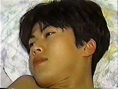 gay -twink  - asian - 2 Japanese Boys Fucking Bareback 19m15s